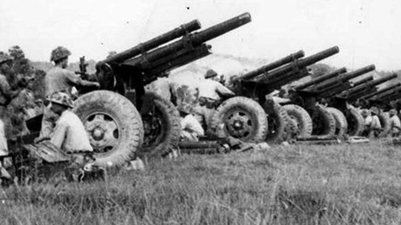 Toàn Cảnh 25 Phút Trận Đánh Kinh Điển ĐIỆN BIÊN PHỦ - Phim Lẻ Chiến Tranh Việt Nam