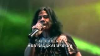 Power Metal - Angkara (Live konser + Lirik)