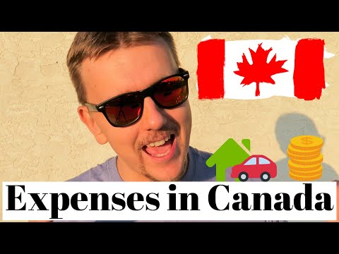 New Immigrant Expenses And Cost Of Living In Canada