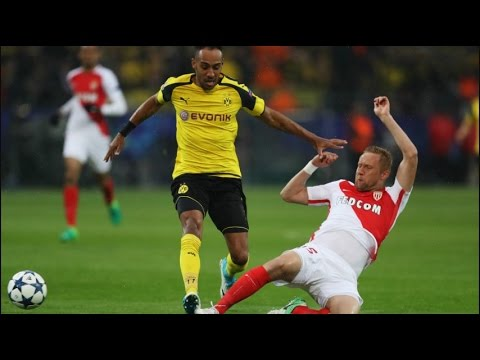 Borussia Dortmund vs AS Monaco 2-3 April 12th 2017 All Goals and Highlights!