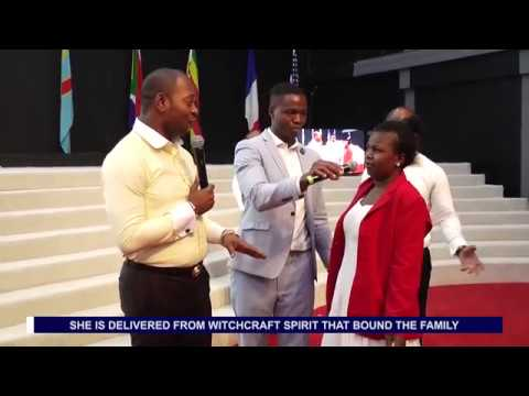 Woman Rises from the dead to give instructions about WITCHCRAFT bones - Accurate prophecy ALPH LUKAU