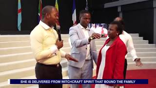 Destroying the chains of witchcraft over 3 generations - Accurate Prophecy with Pastor Alph Lukau