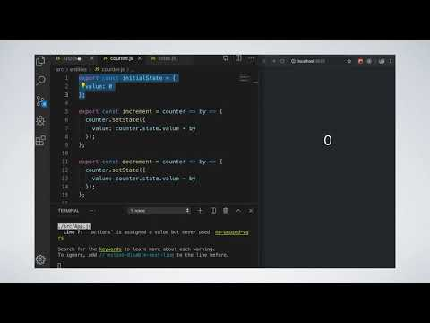 React App State in 5 Minutes Using React Entities thumbnail