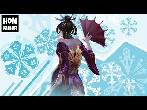 HoN The Dark Lady Gameplay - MagicJohN` - Legendary