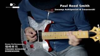 【Brush eight】RRS Paul Reed Smith Swamp AshSpecial & Swarovski【For SALE】