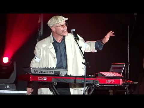 Thomas Dolby Hyperactive