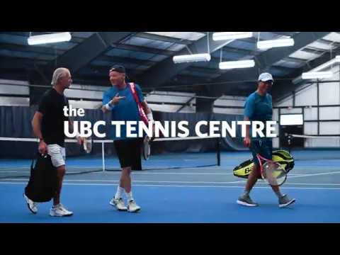 Barry's Story | Finding a Tennis Community at UBC