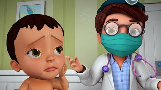 Dentist Doctor - Pillalu atalu adutunnaru - Pretend Play | Telugu Rhymes for Children | Infobells