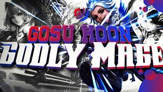 Top Global GUSION and LUNOX | GOSU HOON | MLBB |