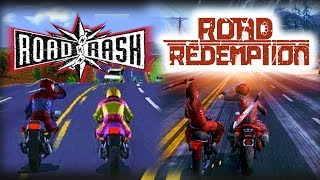 The Road Redemption 2017 | New Road Rush | PC Gameplay HD 1080p