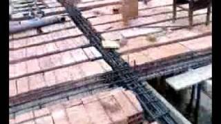 02 encofrado e instalación eléctrica - Techo 3er piso