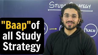 Best Study Strategy for any Exam | RoadMap of Toppers