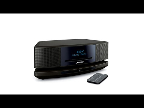 bose wave soundtouch music system iv youtube. Black Bedroom Furniture Sets. Home Design Ideas