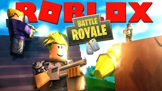 BESTE FORTNITE GAME IN ROBLOX !! Island Royale (NO ROBUX)