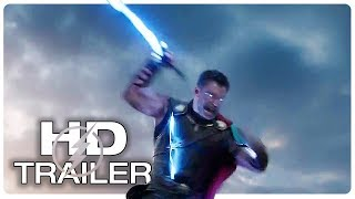 THOR RAGNAROK Thor's Lightning Sword Trailer (2017) Marvel Superhero Movie HD