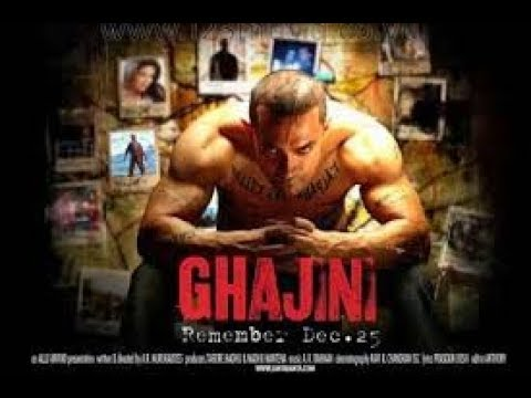 GHAJNI FULL MOVIE | Aamir Khan, Asin, Jiah Khan | 2018