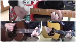 Red Hot Chili Peppers - Slow Cheetah  (Guitar cover) RHCP