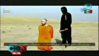 Repeat youtube video Estado Islámico da a conocer video en el que decapita a rehén estadounidense