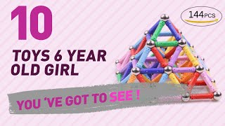 Toys 6 Year Old Girl, Uk Top 10 Collection // New & Popular 2017