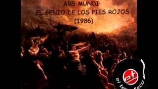 ARS MUNDI   EL GENIO DE LOS PIES ROJOS 1986  (MOVIDA ESPAÑOLA)