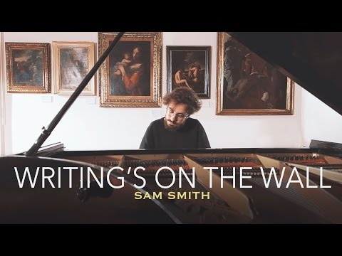 """Writing's On The Wall"" - Sam Smith (Piano Cover) - Costantino Carrara"