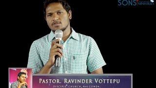 Download God is calling you everyday-ప్రతీ రోజు దేవుడు నిన్ను పిలచుచున్నాడు - by Pastor Ravinder Vottepu MP3 song and Music Video