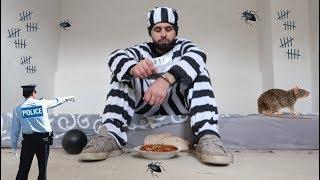 24 DE ORE LA INCHISOARE! ( The Prison Challenge 800K )