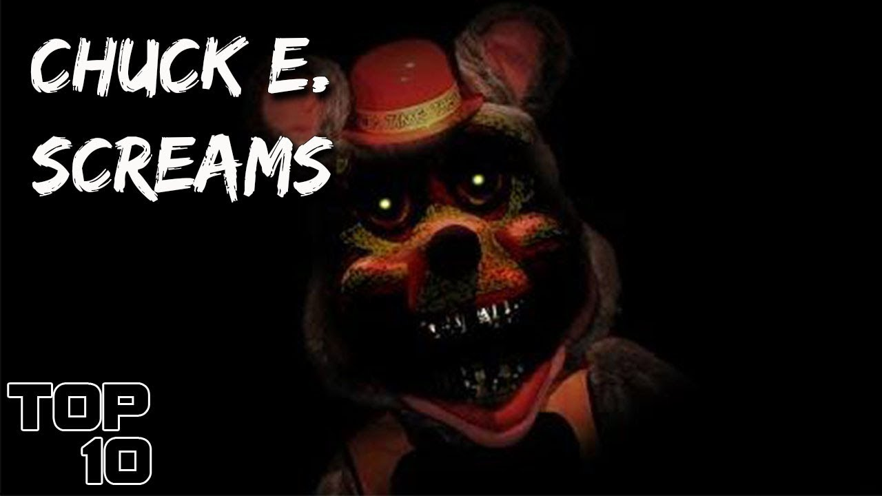 Top 10 Scary Chuck E  Cheese Theories