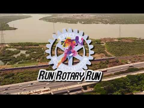 MARATHON ROTARY RUN FOR POLIO 1ST APRIL 2018 - DR.SUHAS KULKARNI