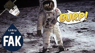 Wieso Astronauten nicht rülpsen   Unnützes Wissen   FAK #2