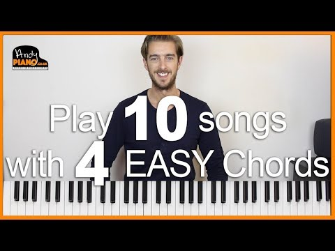 Piano riptard 4 chords piano : Piano By Chords Video - Mp3Won