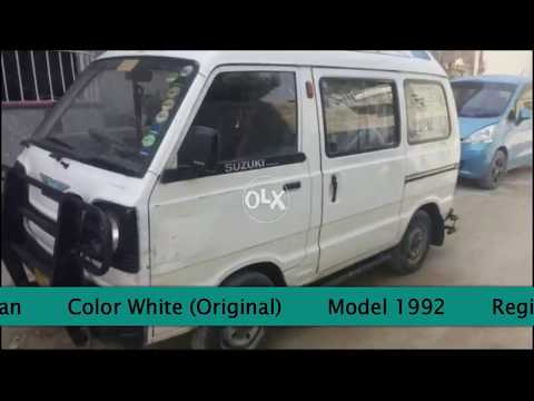 Suzuki Bolan  Carry Dabba  1992 Model For Sale