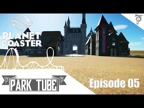 Let's Play PLANET COASTER | Episode #05 • Main Street & mehr | ParkTube