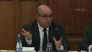 27-04-2018 | Audição do Ministro da Defesa | Azeredo Lopes