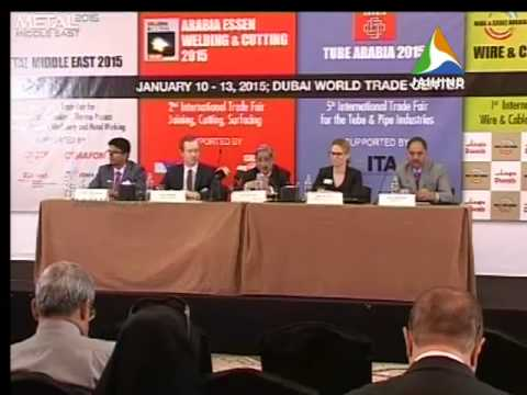 CABLE & WIRE DUBAI, Middle East Edition News, 09.01.2015, Jaihind TV