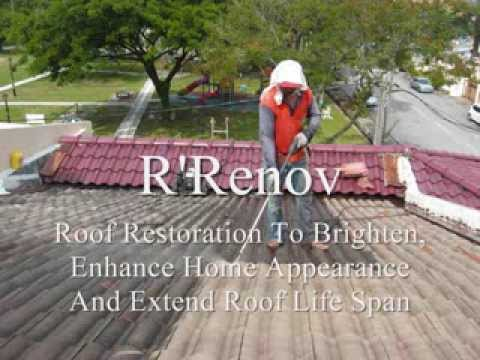 Roof Restoration In Malaysia