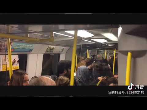 Stockholm metro gallery 斯德哥尔摩地铁体验