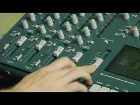 How to Use a 4-Track Cassette Recorder : Pitch Controls for 4-Track Cassette Recorder