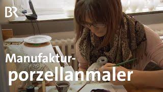 Manufakturporzellanmaler - Beruf - Ausbildung