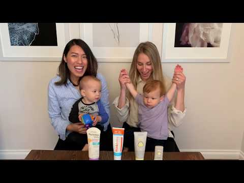 Safe Sun Screen REVIEW for the Family