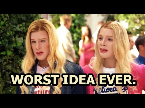 White Chicks - The Worst Movie Idea Ever?
