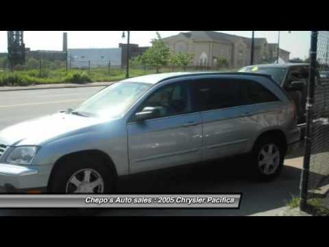 2005 Chrysler Pacifica Touring Newark NJ 07104