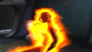 Fantastic Four - Walkthrough Part 30 - Space: Infestation