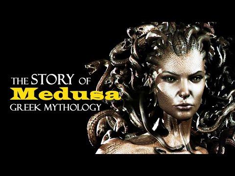 The Story of Medusa ~ Greek Mythology