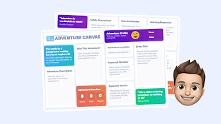 Adventure Canvas Guide | #PhysEd Resources