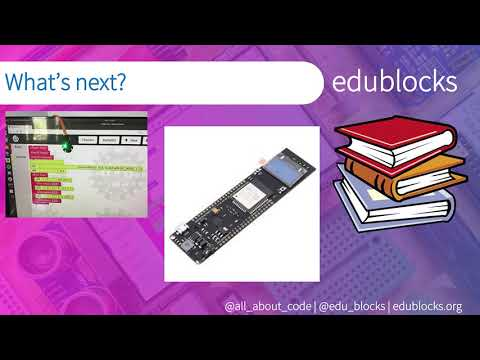 Blockly Developer Summit 2018: edublocks.org