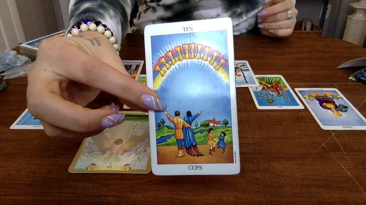 video tarot terra 2019