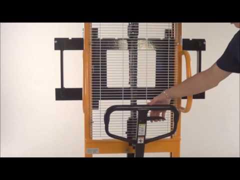 STI01Y - Hydraulic Stacker