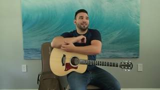 Taylor GS Mini Rosewood acoustic electric guitar REVIEW