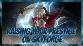 How To Get Prestige Up On Skyforge Ps4